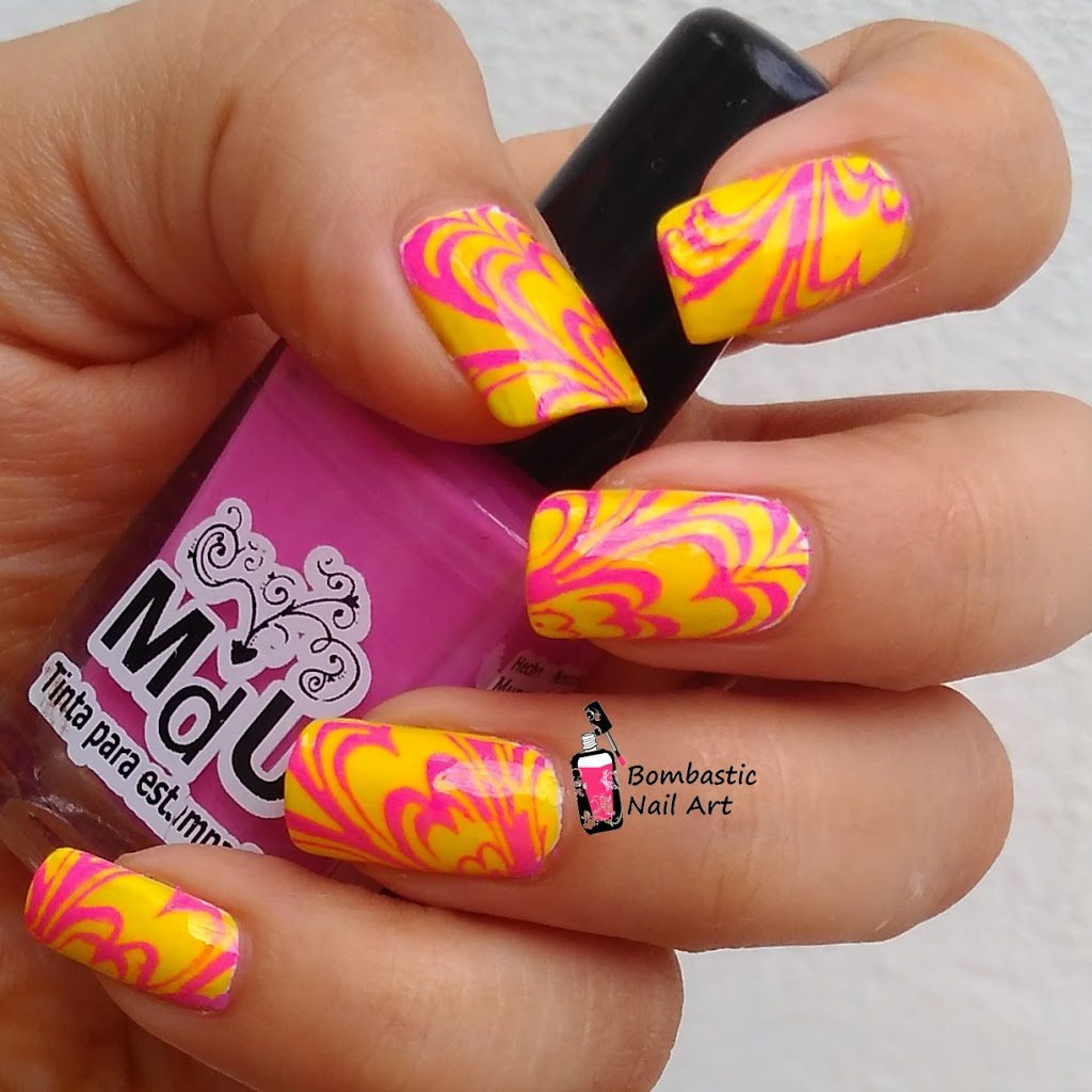 How to cheat water marble nail art review of born pretty stamping i hope you all liked my diy nail art technique for water marble cheat nails i am keen to hear your suggestions prinsesfo Choice Image