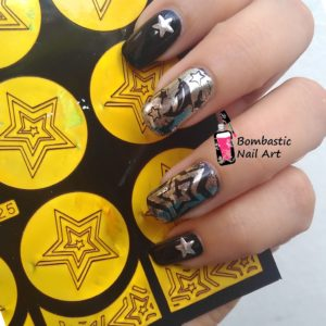 Star Nail Vinyl Born Pretty Store