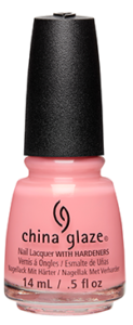 China Glaze Eat, Pink, Be Merry