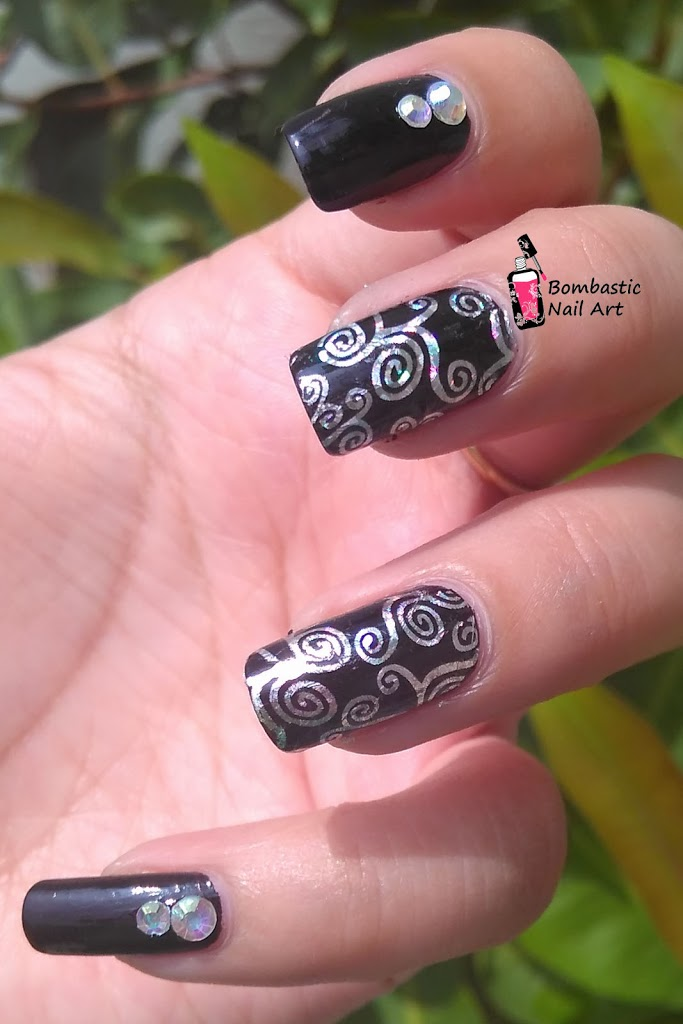 I Hope You All Liked My Transfer Foil For Nail Art Will Be Back Soon With More DIY Tutorials