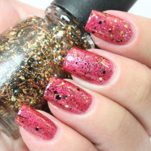New CHINA GLAZE Apocalypse of Color Collection Rest in Pieces - 82120