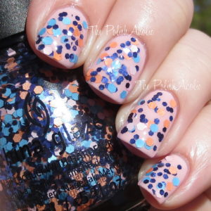 China Glaze Surprise Spring/ Summer Nail Polish Collection: Glitter Up
