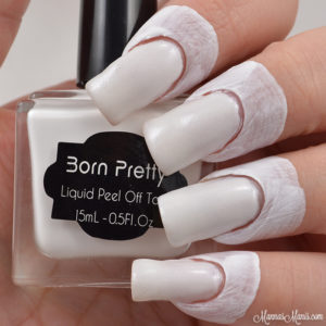 BORN PRETTY 15 ml Peel Off Nail Art Latex Cuticle Guard Palisade Liquid Tape