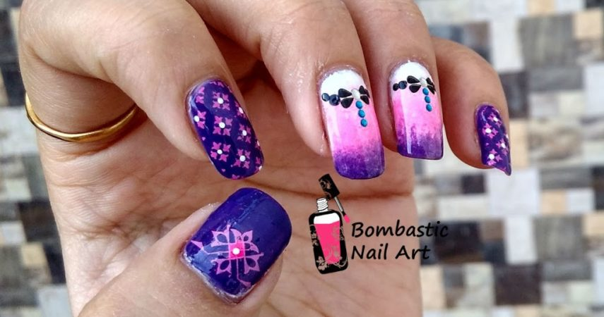 Mundo de unas mexican pink stamping nail polish review and mundo de unas mexican pink stamping nail polish review and swatches bombastic nail art prinsesfo Image collections