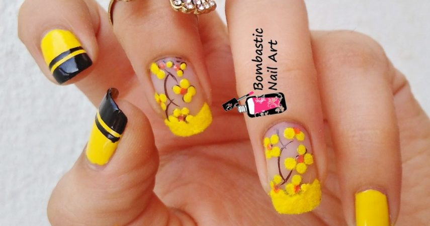 yellow-velvet-fluffy-flower-nails-nailart-1.jpg