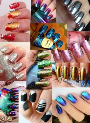 2017 New Arrival Fashionable Nail Art Transfer Foil