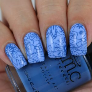 10pc-nature-themed-nail-stamp-plates---mystic-woods-set-1 BM-S172
