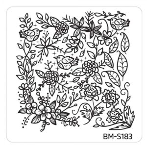 10pc-nature-themed-nail-stamp-plates---mystic-woods-set-2 BM-S183
