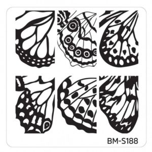 10pc-nature-themed-nail-stamp-plates---mystic-woods-set-2 BM-S188