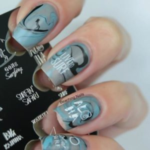 10pc-hangloose-collection-themed-nail-stamp-plates---mystic-bundle-monster BM-S405