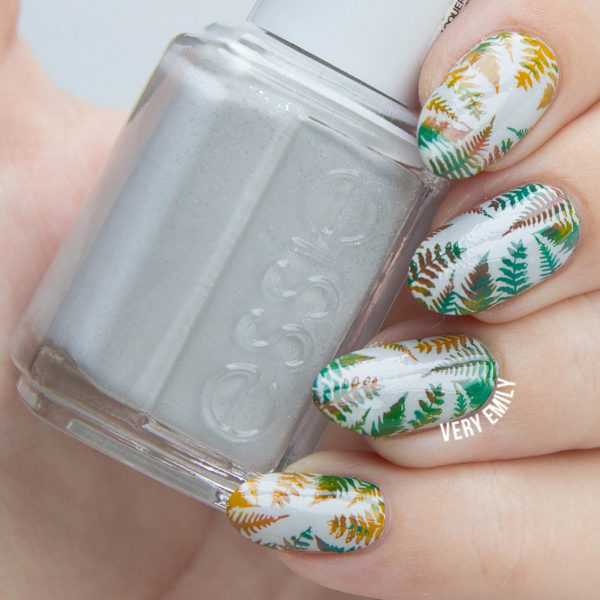 10pc-nature-themed-nail-stamp-plates---mystic-woods-set-2 BM-S181