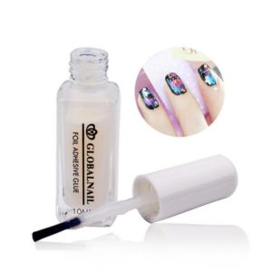 10ml Global Nail Art Adhesive Star Glue Glitter Foil Sticker Transfer Tips Manicure