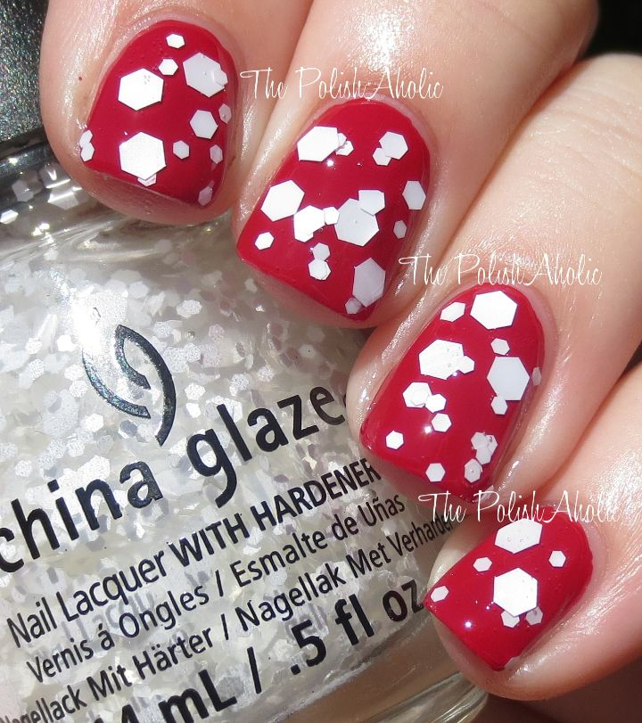 New China Glaze Twinkle Collection Chilling With My Snow Mies