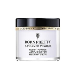 BORN-PRETTY-30ml-Acrylic-Powder-Carving-Nail-Polymer-Tip-Extension-French-clear